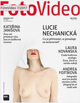 "Yay! The Czech photo magazine called me ""The Queen Of Czechoslovak Fashion"""